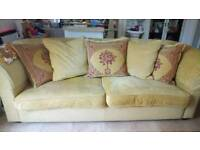 Large 3 seater