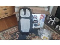 for sale shiatsu two in one back and shoulder massager