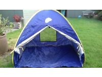 FOR SALE Sun Sense UV Beach/Play Pop Up Tent