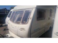 CARAVAN AVONDALE GRAMPTON XL 1996 4 BERTH WHIT AWNING