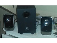 SPEAKER WITHE SUB WOOFER SUROUND SOUND