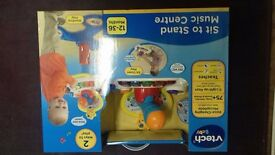 Vtech Sit to Stand Music Centre - brand new