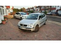 2004 Volkswagen POLO 1.4 S Hatchback AUTOMATIC 5dr Petrol 88k Low Mileage Service History