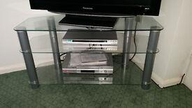 Glass TV Stand - URGENT SALE