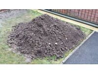 Topsoil - Free to collector