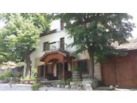 Lovely house with annexe in Cherven Bulgaria for sale