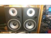 Koolsound monitor 6.5 speakers (monitors)