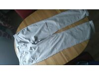 size 14 new next chino trousers