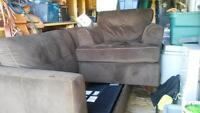 Matching Sofa Bed & Armchair