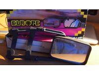 Pair of Caravan Towing Mirrors