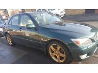 LEXUS IS200 AUTOMATIC, FULL SERVICE HISTORY