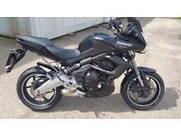 Outstanding condition and many extras Kawasaki Versys 650