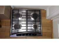 NEFF HOB WITH EXTRACTOR