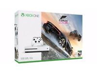 Brand new Xbox One 500gb forza horizon 3