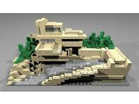 Lego Architecture Fallingwater - rare set
