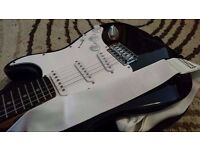 Ashton Nevada Electric Guitar & Watson Amp (Great Condition)