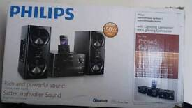 Philips music system