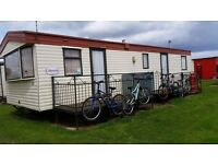 Caravan for hire in Mablethorpe