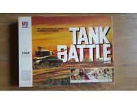 Tank Battle board game
