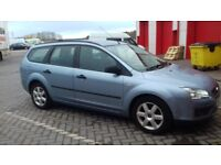 1.6 focus sport 11 months m.o.t swap for a diesel car or 7 seater