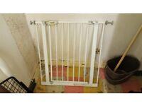 2 x baby gates