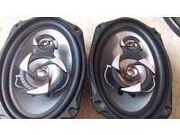 6X9 Car Speakers (Sub Zero) Powerfull