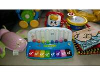 FREE Baby Assorted Toys + Duck Bath