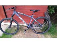 Carrera Vengeance Custom Wheelie Mountain Bike