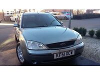 2.0 ford mondeo estate £250