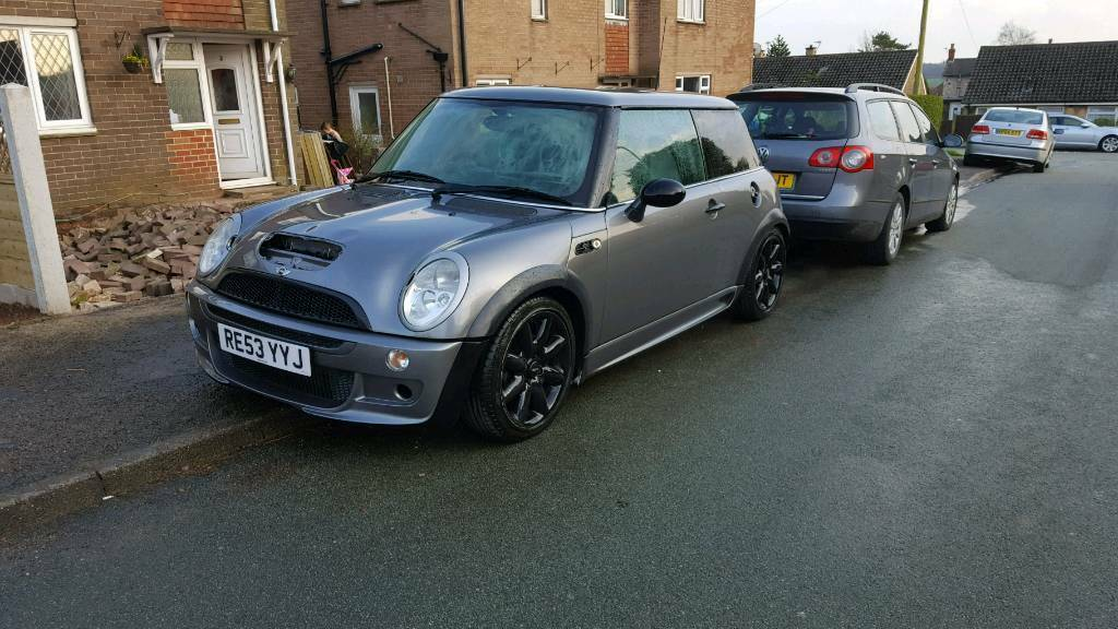 Mini Cooper S 1 6 Supercharger | in Stoke-on-Trent, Staffordshire | Gumtree
