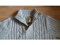 Knitwear: Mens Next Jumper - Medium - As New
