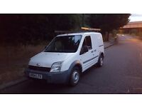 FORD TRANSIT CONNECT REALLY NICE CONDITION INSIDE AND OUT 1YR MOT SIDE LOADING DOOR +ROOFRACK £795!!
