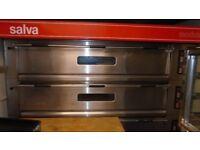 Salva 3 Deck Oven ( High Crown )