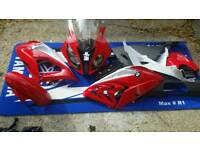 Bmw s1000rr 2016 original fairing