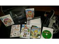 Wii bundle with box 5 games princess game and drawing pad has gone sorry no holding
