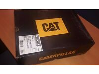 Brand new Black Caterpillar Work & Safety boots, UK size 9. £49ono
