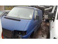 Volkswagen transporter 1997 breaking for spares