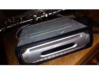 Sony in car CD player,