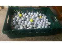 Golf balls for sale 5 balls for £1