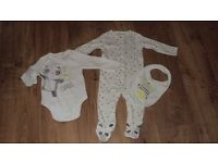 NEW CLOTHES 3-6 MONTHS