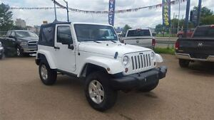2012 Jeep Wrangler Sahara | FIRST TIME BUYER NEW CREDIT
