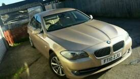 Bmw 520d low miles family owned from new