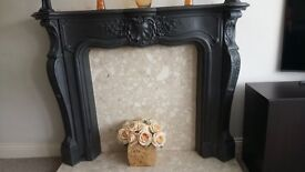 Louis Fireplace was £750 goes today - £50