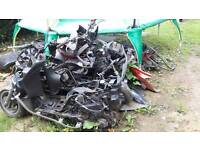 lot of parts piaggio fly and other things all for free