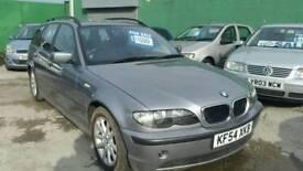 BMW 320 ESTATE PETROL