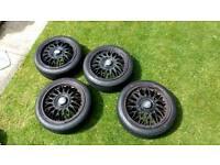 "15"" BBS Wheels"