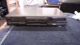 TECHNICS SLPG480A CD PLAYER