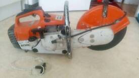 Disc cutter STIHL ts400 Ready for work need gone!