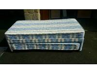3 way bed. Good condition