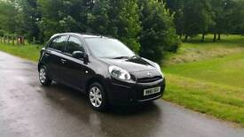 "2012 NISSAN MICRA AUTOMATIC 5 DOOR HATCHBACK ""LOW MILEAGE ONLY 40500 MILES """